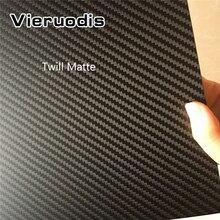 300 millimetri * 200 millimetri Toray T700 3K Twill Matte Finitura 3m In Fibra di Carbonio Copriletto Per 250 Drone telaio