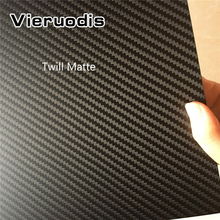 300mm*200mm Toray T700 3K Twill Matte Finish 3m Carbon Fiber Sheet For 250 Drone Frame