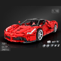 7050 2209Pcs Building Blocks Compatible with lepining Technic super Cars Series Gifts Toys For Children Educational Bricks Toy