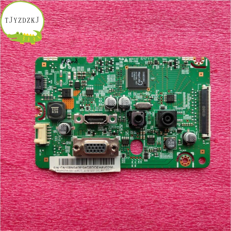 Good Test Working For Samsung LS22E390HS0/RU BN94-11804D BN94-08194G BN41-02175D BN41-02175A 02175B Monitor Motherboard S22E390