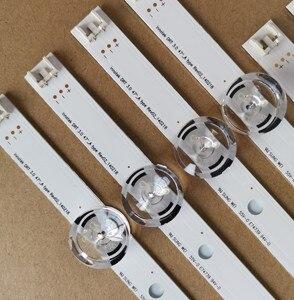 Image 3 - 8 Stks/set Led Strip Voor Lg Tv 47LB6500 47LB5600 47LB5800 47LB565U 47LB563U 47LB561V 47LB572U 47LY540S 47LB6000 47LB5700 47LF5610