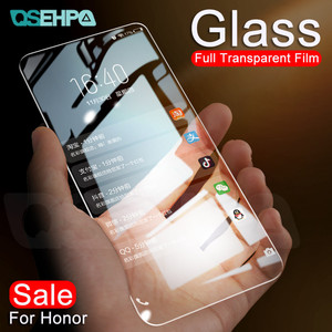 9H Tempered Glass on the For Huawei Honor 9X 8X 8A 8C 8S 20S 9i 10i 20i V20 20 Lite Screen Protector Protective Glass Film Case(China)