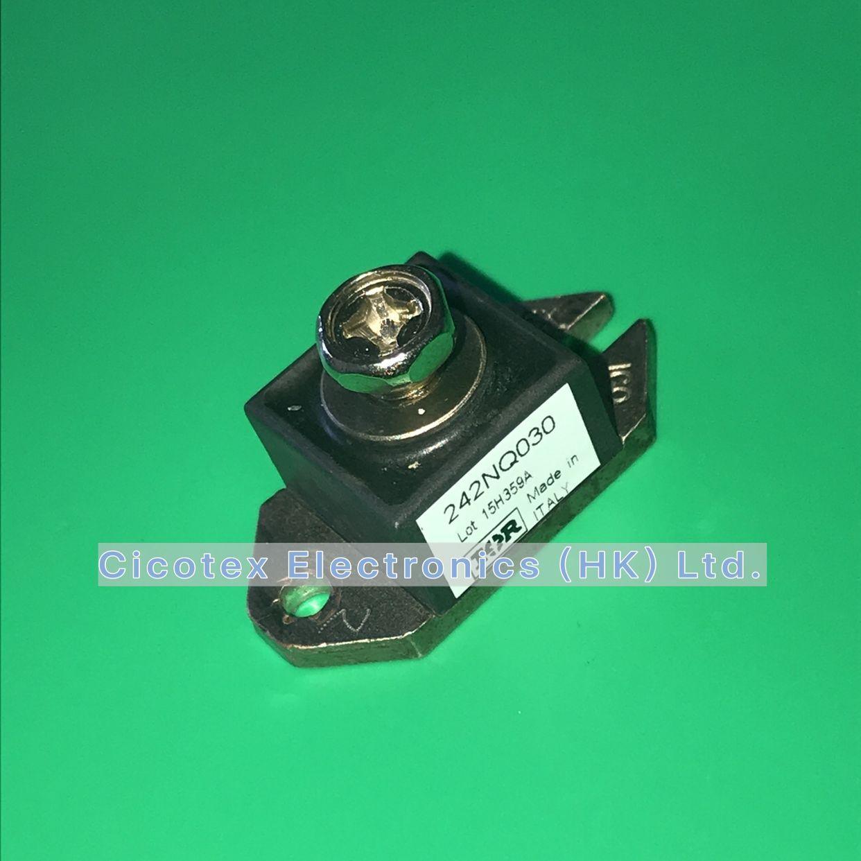 242NQ030 MODULE IGBT DIODE SCHOTTKY 30V 240A D-67 242NQ030PBF VS-242NQ030PBF VS-242NQ030