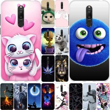 Soft TPU Silicone Case For Meizu M6T Meiblue 6T Meilan 6T Case Cover Luxury Fundas For Meizu M6T / Meiblue 6T / Meilan 6T Cover