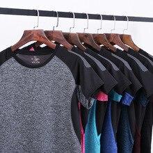 Summer T Shirt Men Polyester Outdoor Sports Moto Spandex Formal Short Free Shipping Fitness Clothing Camisa Roupa Masculina