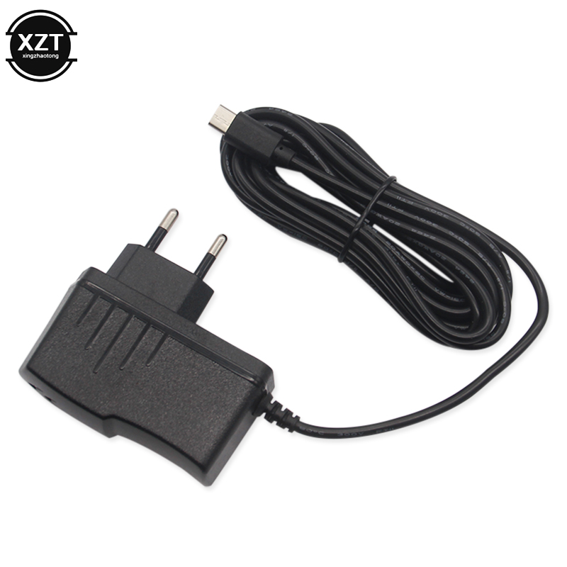 3M EU Charger for Nintend Switch NS Game Console ABS 5V 2.4A AC Adapter Charging USB Type C Power Supply EU Plug Travel Charger 6