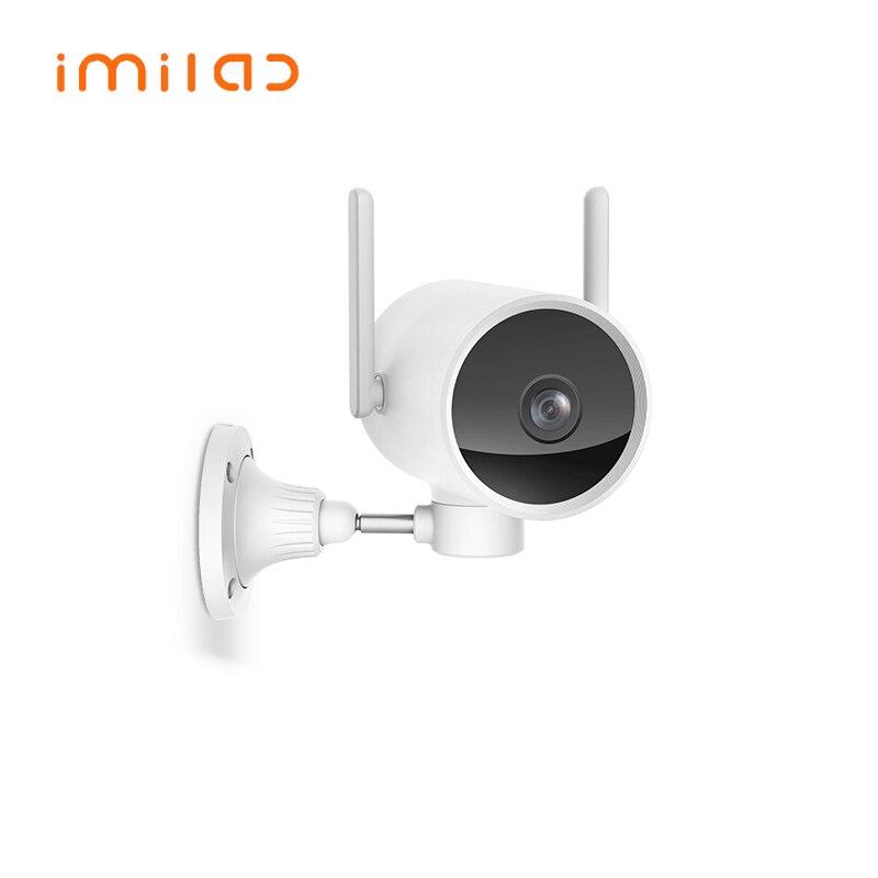 IMILAB EC3 zewnętrzne Wifi kamera Ip Mi bezpieczeństwo w domu kamera 2K kamera noktowizyjna ludzka kamera wideo Cctv kamera monitorująca