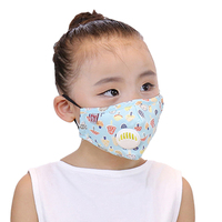 Fast Delivery Hot Sale Kids KN95 Dustproof Anti-fog Breathable Face Masks N95 Mask 95% Baby Filtration Features FFP2 children 1