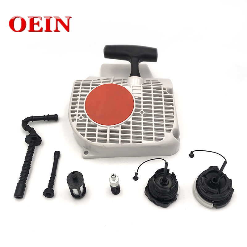 Recoil Pull Starter Air Conductor For STIHL MS250 MS230 MS210 021 023 025 MS 250 230 210 Chainsaw Spare Parts 1123 080 1802