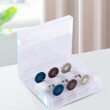 Teeth-Polishing-Kits Burs Ra-Disc Oral-Hygiene Diamondsystem Azdent Dental 6pcs/Pack