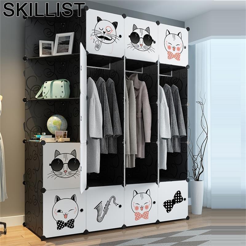 Odasi Mobilya Dresser For De Almacenamiento Ropero Meble Armario Tela Cabinet font b Closet b font