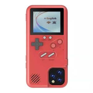 Image 3 - Retro kolorowy pokrowiec na Iphone 12 Pro Max 7 8 plus X XR XS pokrowiec na iphone 12 Pro na iphone 12 Pro Max 12 pokrowiec Gameboy