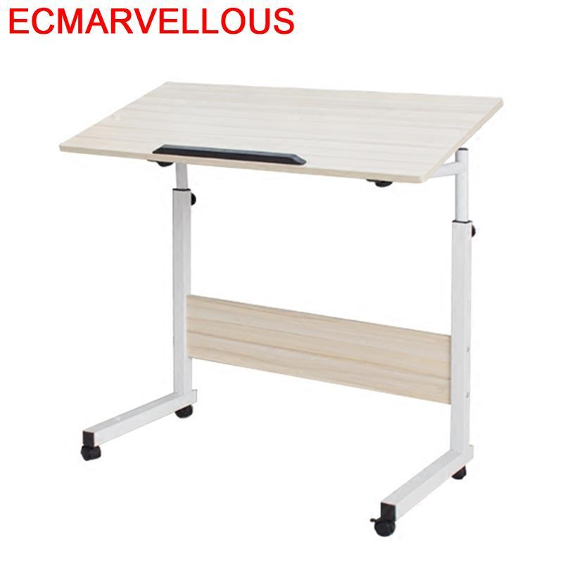 Pliante Bed Tray Tafelkleed Small Office Scrivania Ufficio Escritorio De Oficina Adjustable Mesa Tablo Study Table Computer Desk