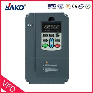 Image 4 - Inversor fotovoltaico sako vfd 380v 7.5kw, controlador de energia solar para uso de bomba