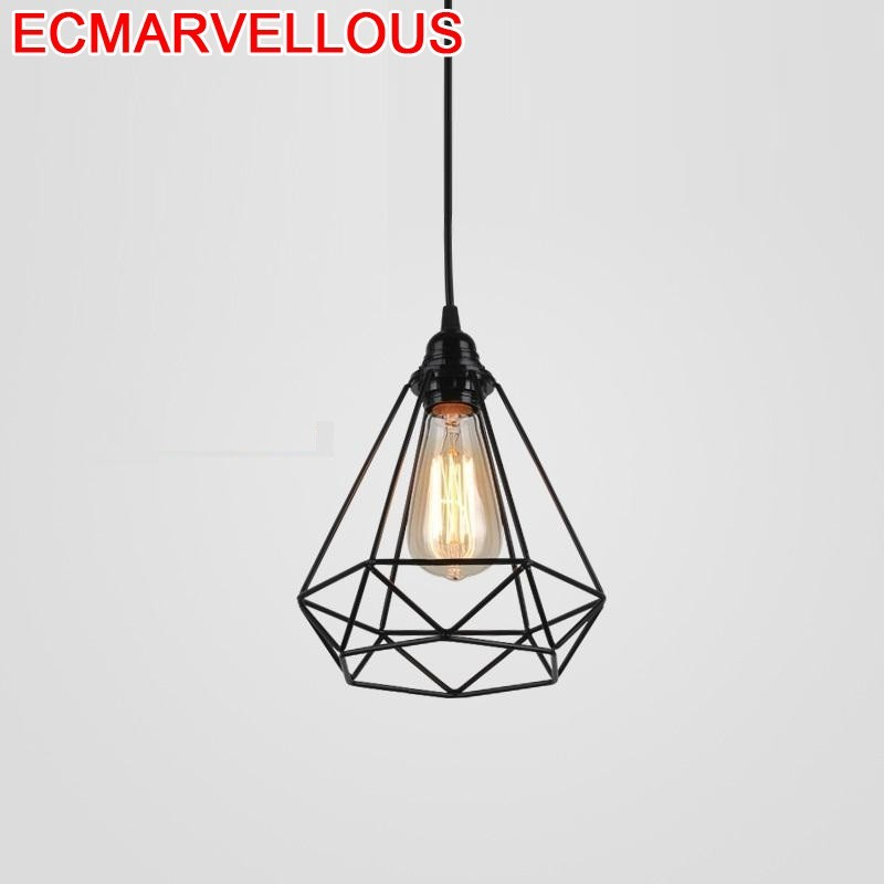 Para Sala De Jantar Fixtures Lighting Lampara Colgante Suspension Luminaire Hanging Lamp Deco Maison Luminaria Pendant Light