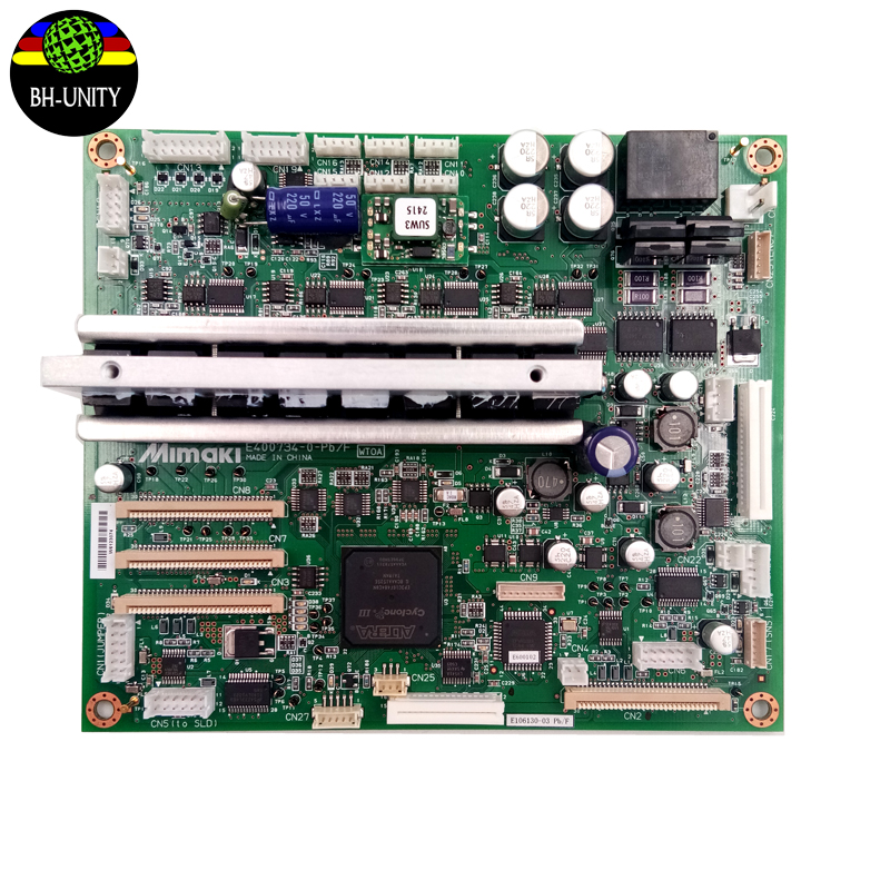 brand new mimaki relay board E400724-0-pb/F for mimaki UJF-3042FX printer machine image