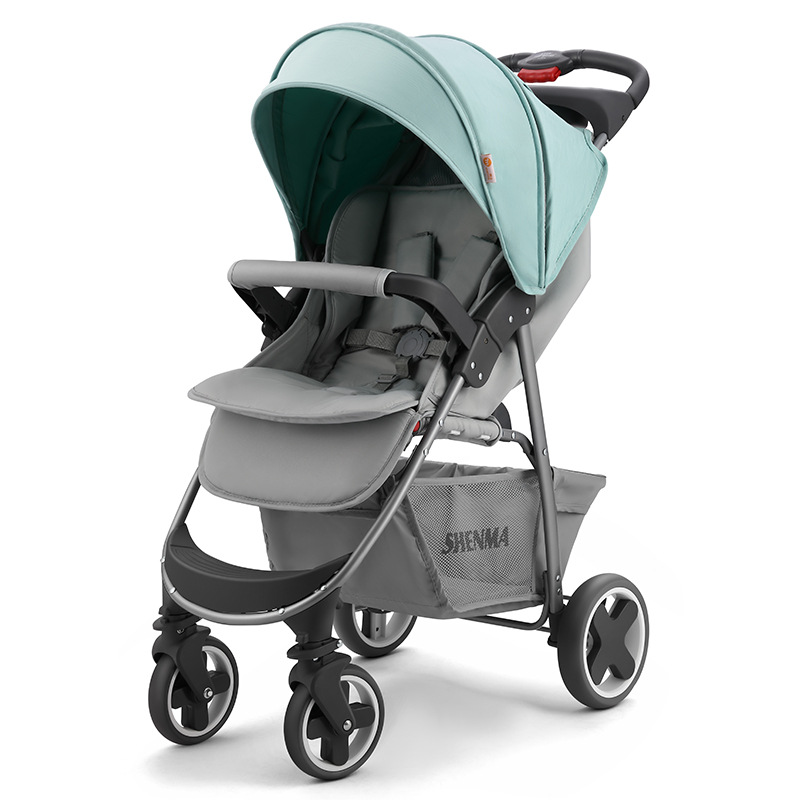 8.5KG Lightweight Baby Stroller Kid Portable Folding Umbrella Trolley for Newborn Children Travel Stroller