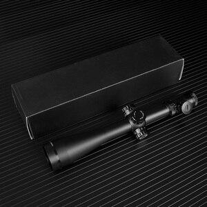 Image 5 - 6 24x50 luneta taktyczna karabin optyczny zakres Sniper polowanie lunety celownicze daleki zasięg Airsoft Rifle Scope