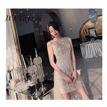 Женское коктейльное платье it's yiiya белое элегантное большого