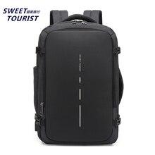 2020 Hot Oxford Unisex Backpack Outdoor Multifunctional USB Men Bag Large Capacity Waterproof Backpack Laptop Bag Mochila 1937