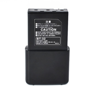 Image 4 - 4 X AA Battery Case Box  BT 32 For KENWOOD TH 22A/E TH 42A TH 79A/E Two Way Radio Black