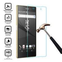 цена на Tempered Glass For Sony Xperia L36h Z Z1 Z2 Z3 Z4 Z5 premium Screen Protector Film on Sony M2 M4 Z1 z3 z5 mini  Protective Glass