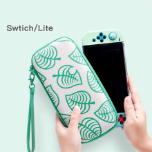 Animal Crossing Nintend Switch Game Case Carrying Bag For Nintendo Switch Lite Protection Hand Bag NS Storage Bag Hard Shell