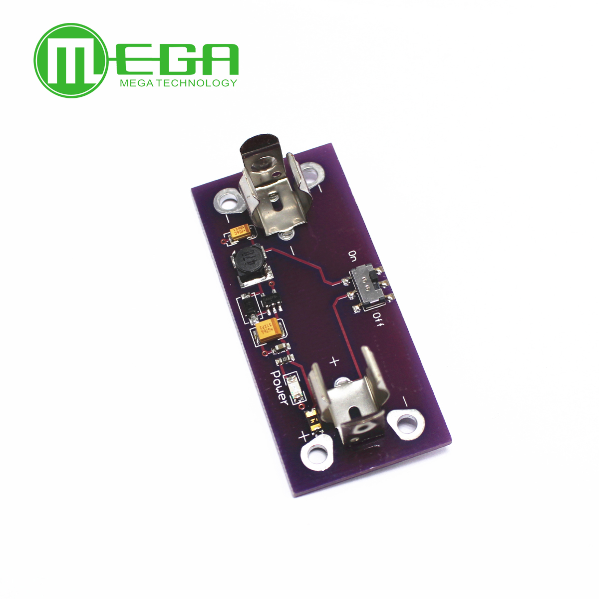 LilyPad Power Supply AAA Battery Step Up To 5V Converter Module For Arduino