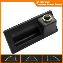 Camera Audi A4 Parking-Line Backup Night-Vision Rear-View for B8 A5 A6 Q3 Q5 Trajectory