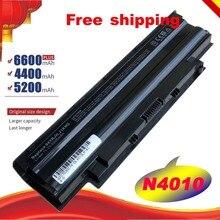Batterie Pour Dell Inspiron 13R 14R 15R 17R 3450n 3550 3750 N3110 N4010 N5010 N5020 N5030 N5040 N5050 N5110 M5030 N7010 N7110