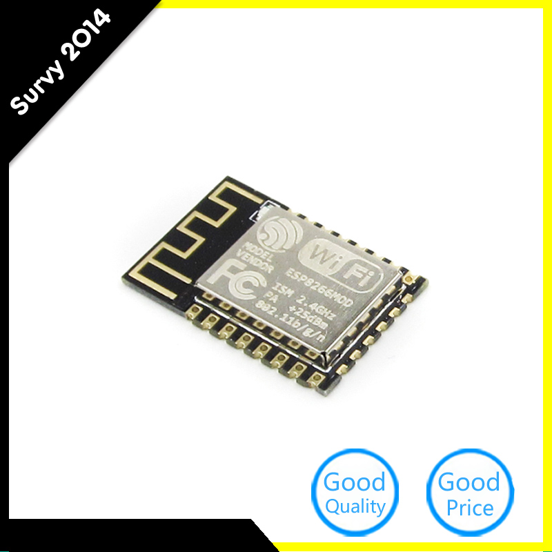 1PCS ESP8266 Remote Serial Port WIFI Transceiver Wireless Module Esp-12F AP+STA