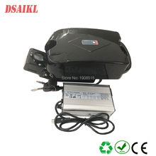 EU US no tax fro g E-Bike Battery 48V 17Ah Lithium 48v 17.5ah with 30A BMS for 750W BBS02 1000W BBSHD Motor