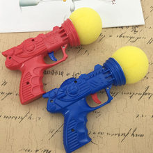 Toy Pistol Cartridge Ball Emission Ball Children Outdoor Game Sponge Gun Decompression Trick Baby Toy Gift(China)