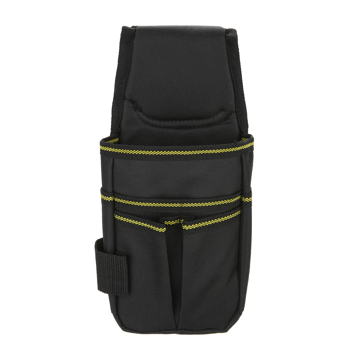 Electrician Tool Bag Waist Pocket Pouch Tool Bag With Belt Screwdriver Holder Storage Bag For Hardware Tool Parts