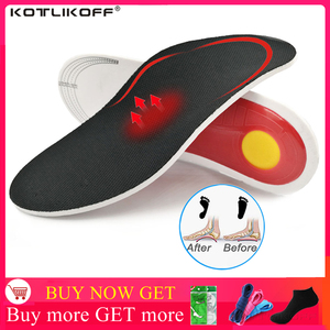 Arch Support Insole for Flat F