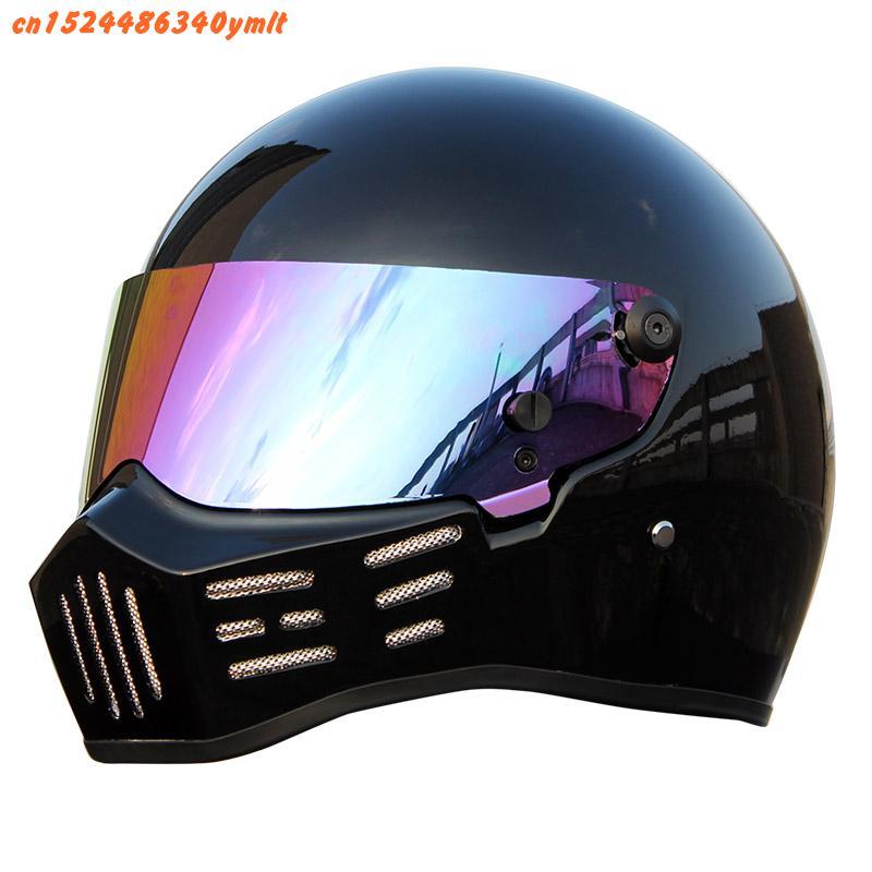 DIY CRG ATV 8 personalizado pegatina De Simpson la motocicleta De carreras De casco De cara completa F1 Capacete De Moto en Cascos Motorrad - 6