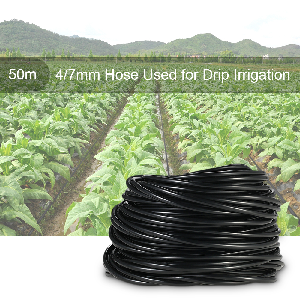 Hose-Pipe Watering-Tubing Drip-Irrigation-System Lawn Patio-Plants Home Garden Flowers-Water-Supply title=