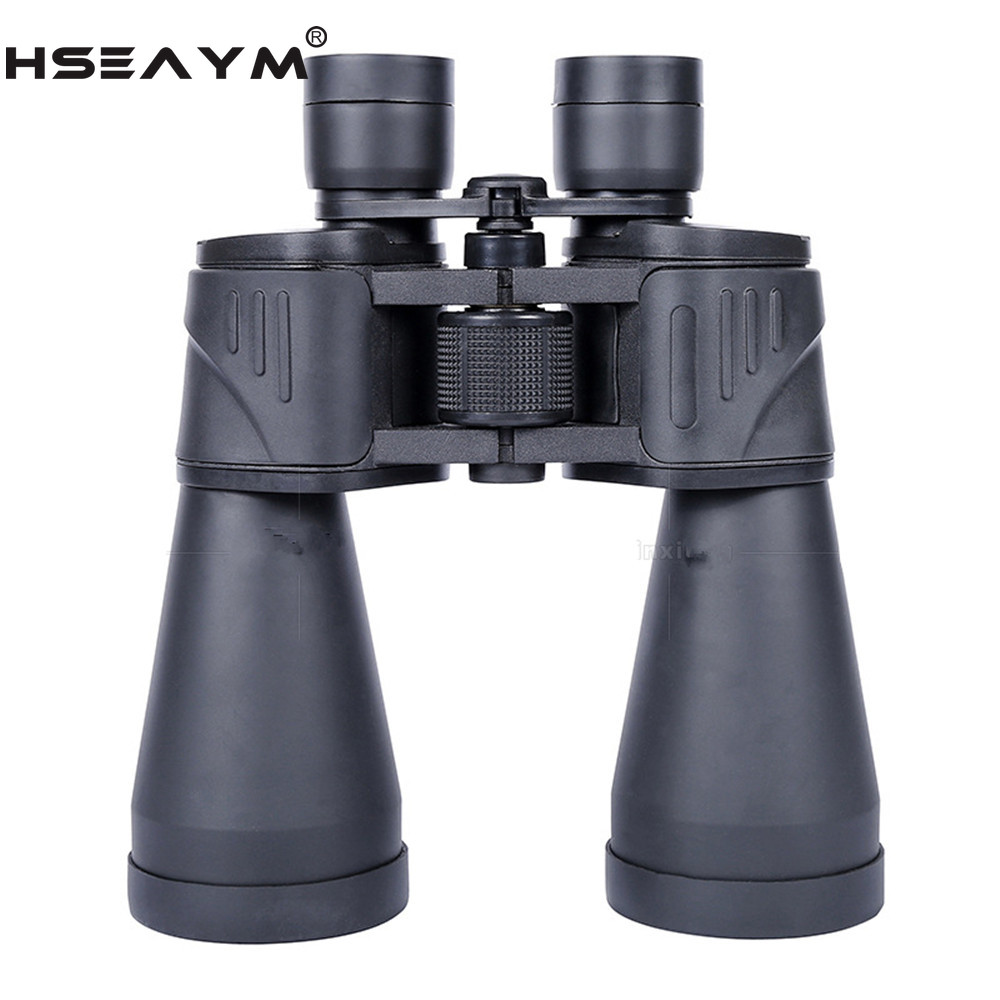 Outdoor Hunting Large Eyepiece Binoculars Telescope Low Light Level Night Vision Bird Watching Mirror Telescopio Children Toys image