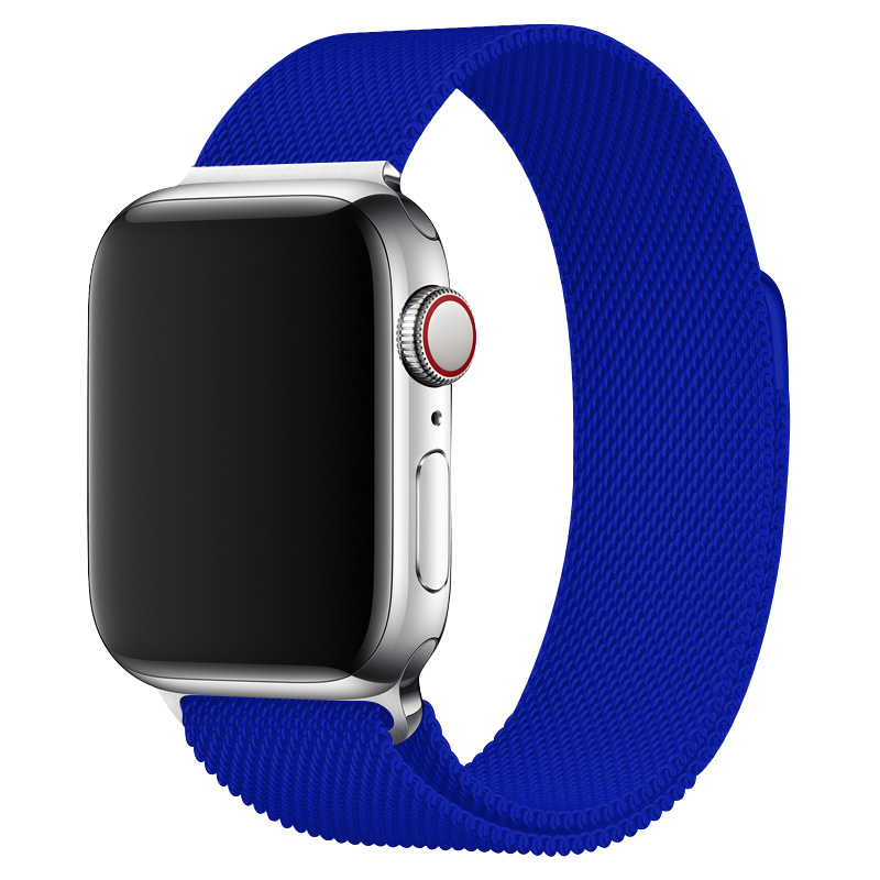 Black Loop Band for Apple Watch 27