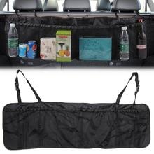 Универсальная автомобильная сумка-Органайзер на заднее сиденье багажника для galaxy chrysler voyager passat b5 fl suzuki swift fiat punto h4 saab 9-5