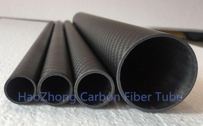 x 500mm 100 3k tubo da fibra 02