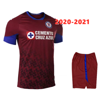 Mexico new Cruz Azul 2020 21 Jerseys Camisas home Away third man T-shirt TEE customize CDSyC Cruz Azul Alvarado Elias Hernandez