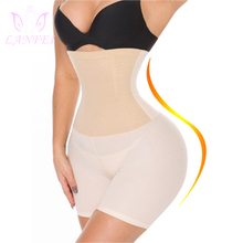 LANFEI Tummy Shaping Pants Waist Trainer Body Shaper Butt Lifter Control Panties Womens High Slimming Breathable Underwear
