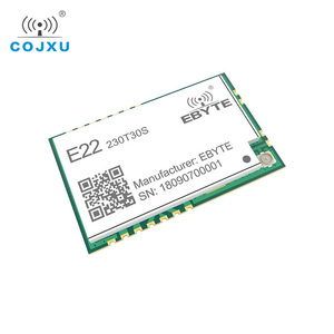 Image 4 - SX1262 LoRa TCXO 230MHz 30dBm SMD E22 230T30S Wireless Transceiver IPEX Stamp Hole 1W Long Distance Transmitter and Receiver