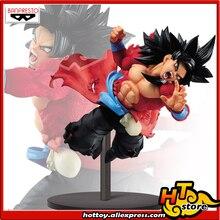 "100% Original Banpresto 9th ANNIVERSARY Collection Figure   Super Saiyan 4 Son Goku: Xeno From ""Super Dragon Ball Heroes"""