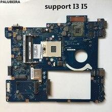 Материнская плата PALUBEIRA для Lenovo Ideapad Y570, высокое качество и оптовая продажа, материнская плата для ноутбука PIQY1, поддержка только I3, I5, DDR3, 100% т...