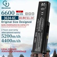 6 Cell Battery For Toshiba Satellite A655 A660 A665 A665D C645D C650 L515 L510 L600 For Equium U400 NB510 for Portege M800 M900