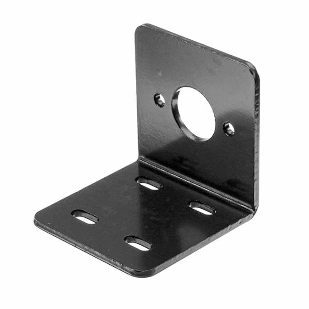 Machifit 775 Motor Bracket Fixed Base L Berbentuk Motor Mounting Bracket