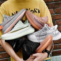 Сетчатые уличные мужские кроссовки для бега, фитнеса, спортивные кроссовки для пар, бега, ходьбы, спортивная обувь, дышащие кроссовки для же...