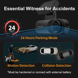 Image 5 - DDPAI Dash Cam Mola N3 1600P HD GPS Vehicle Drive Auto Video DVR 2K Android Wifi Smart Connect Car Camera Recorder 24H Parking